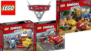 lego cars lego cars 3 2017 sets official pictures kids toys youtube