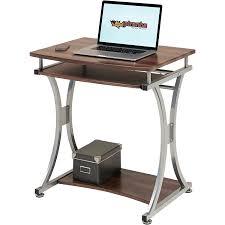 Compact Computer Desk Genuine Piranha Minnow Compact Computer Desk W Keyboard Shelf Home