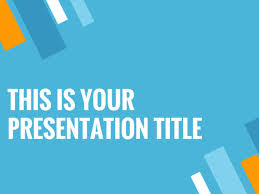 Free Presentation Template Modern And Dynamic For Startups Powerpoint Theme