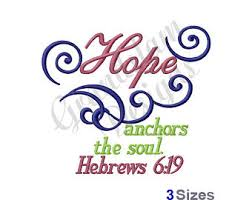 5x7 Love Anchors The Soul - hebrews 6 19 infinity love anchors the soul hebrews 6 19 beach