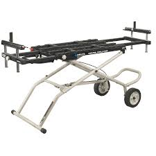 universal table saw stand with wheels shop delta universal miter saw planer stand at lowes com