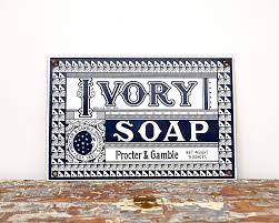 Vintage Retro Bathroom Decor by Retro Bathroom Decor Signs Vintage Advertising Sign Ivory Soap
