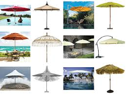 Best Patio Umbrella For Shade Patio Umbrellas And Outdoor Parasols Best Picks For 2008 By