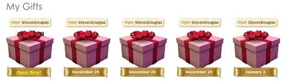 send a gift send gifts to your friends for the holidays imvu