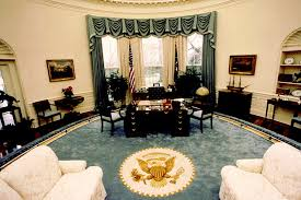 oval office rug trump official praises oval office makeover blames obama for