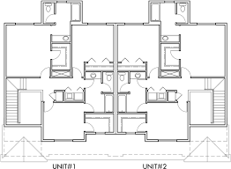duplex house plans floor plan 2 bed 2 6 duplex house plans with 3 car garage angled floor