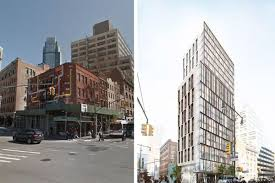 pre war architecture here u0027s the 21 story building that u0027s eating four dobro walk ups