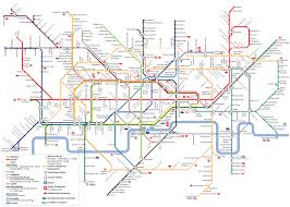 La Subway Map How To Draw Metro Map Style Infographics Moscow New York Los