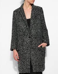 bb dakota bb dakota donovan boucle coat