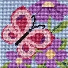 sew inspiring beginner starter tapestry needlepoint kits