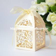 wedding invitation boxes paper material and wedding invitation box use laser cut unique