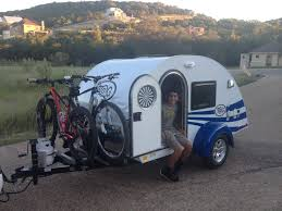 offroad teardrop camper little guy camper towing bikes google search teardrop redesign
