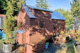 Tack Tiny House by The Tiny Tack House Tiny House Houses For Rent In Everett
