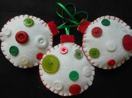 picture collection felt christmas ornaments to make all can