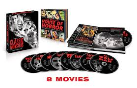 Classic Halloween Monsters List Amazon Com Universal Classic Monsters The Essential Collection