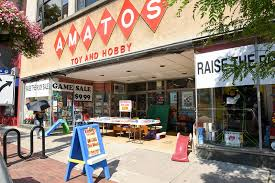 new britain herald amato u0027s toy and hobby store to be location in
