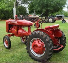 1939 farmall a tractor item e6484 sold june 10 ag equip