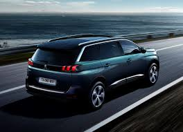 peugeot 5008 suv review parkers