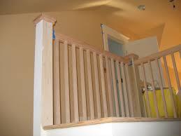 Landing Banister Staircase Our Remodel U0027s Weblog