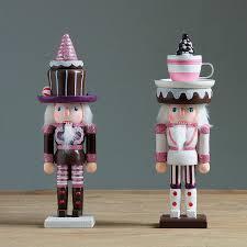 25cm wooden nutcracker doll sweety soldier vintage handcraft