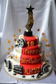 Movie Themed Cake Decorations Movie Themed 18th Birthday Cake Cake By Kirsten Tugwell Cakesdecor