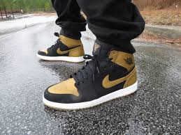 jordan ferrari black and yellow air jordan 1 retro high