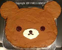 vanilla moment rilakkuma リラックマ double chocolate cake