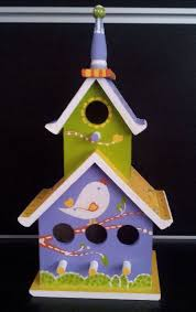 75 best bird houses images on pinterest painted birdhouses bird