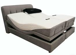 Cushioned Headboards For Beds by Bedroom Double Mattress Adjustable Platform Bed With Gray