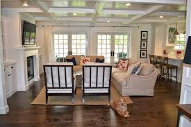 Home Rooms Furniture Kansas City Kansas by The Cape Cod Ranch Renovation Like The Placement Of Flatscreen