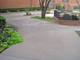 How To Resurface Concrete Patio A Skim Coat Concrete Project In Richardson Tx Skim Coat