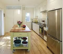 kitchen island casters modern kitchen a smart mobile addition for the efficient modern