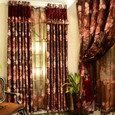 Arts And Crafts Style Curtains American Style Printing Craftsman Style Curtains