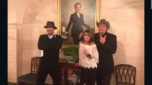 palin receiving backlash for white house photo cnn video