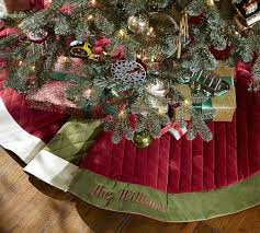 festive tree skirts and 20 at pottery