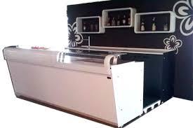 banco gelati usato banco bar con retro