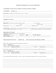 landlord lease template 28 images simple termination letter