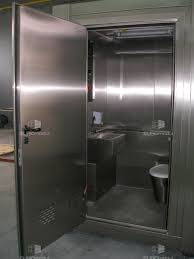 Stainless Toilets Custom Made Stainless Steel Toilet For Oil Platform Euromodul