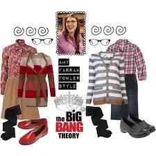 Plaid Halloween Costumes 20 Amy Farrah Fowler Ideas Sheldon Cooper