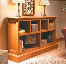 bookcase plans home