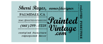 Business Cards Painting Business Cards For Bloggers Painted Vintage
