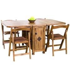 dining room table sets with leaf small dinette table rustic oak five piece dinette set drop leaf