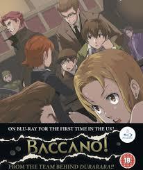 baccano baccano review anime rice digital rice digital
