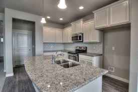 How To Clean White Kitchen Cabinets Complete Your Clean White Kitchen With White Manchester Maple