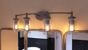 trent austin design loveland 4 light vanity light u0026 reviews wayfair