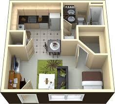 400 Sq Ft Studio Apartment Ideas 265 Best Departamento Pequeño Images On Pinterest Small Houses