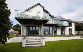 contemporary houses contemporary home bude the bazeley partnership