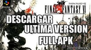 ff6 apk 6 apk alternative