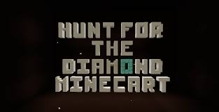 Dantdm Maps Hunt For The Diamond Minecart Made For Dantdm Maps Mapping