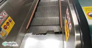 crushed by escalator escalator breaks down at quarry bay station during morning rush
